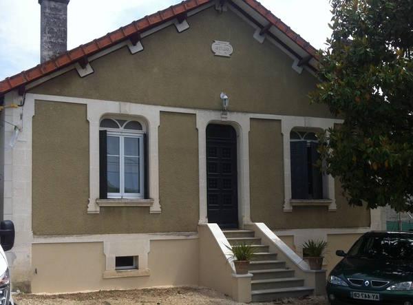 Isolation Facade Maison