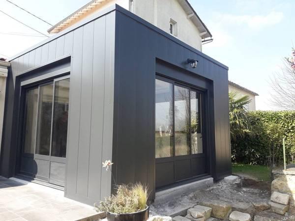 Agrandissement Garage Bois