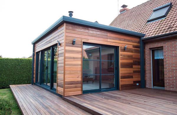 Annexe En Bois Pour Maison